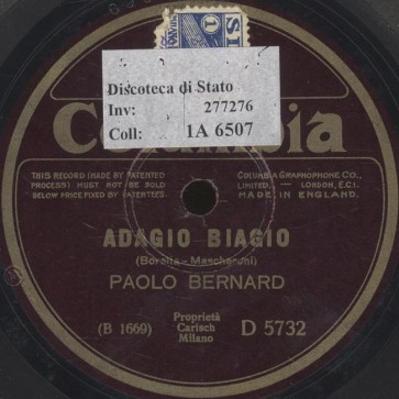 Adagio Biagio