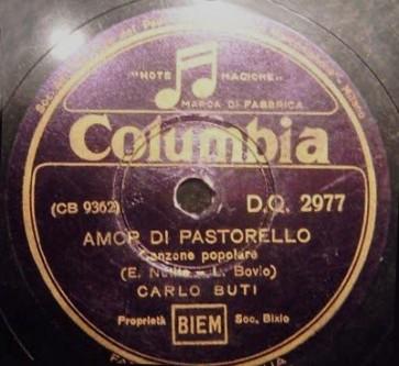 Amor Di Pastorello cover