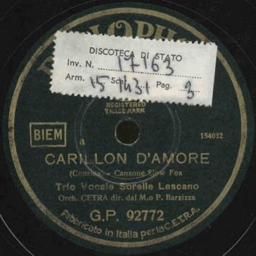Carillon d'amore