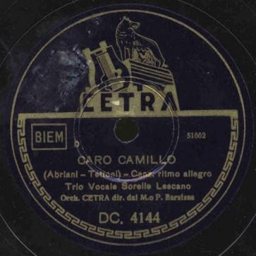 Caro Camillo
