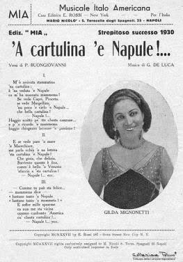 Cartulina 'E Napule cover