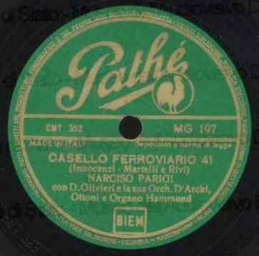 Casello Ferroviario 41 cover