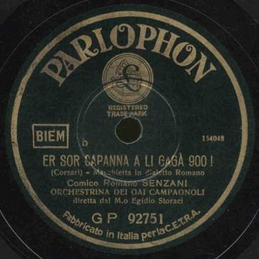 Er sor Capanna a li' gaga'  900!