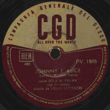 Johnny e Alice