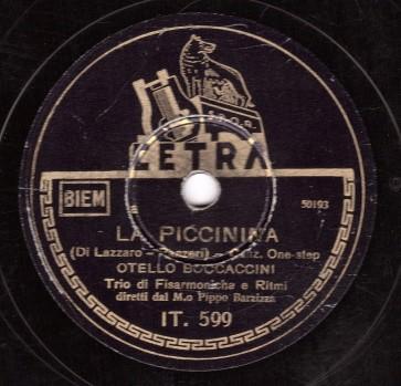 La Piccinina Copia Perfetta cover