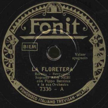 La floretera