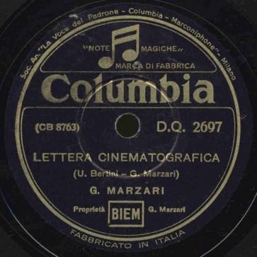 Lettera cinematografica