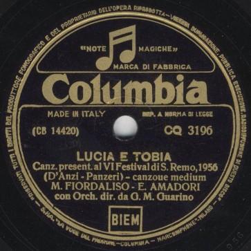 Lucia e Tobia