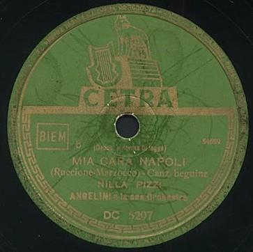 Mia Cara Napoli cover