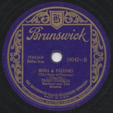 Mora a Palermo