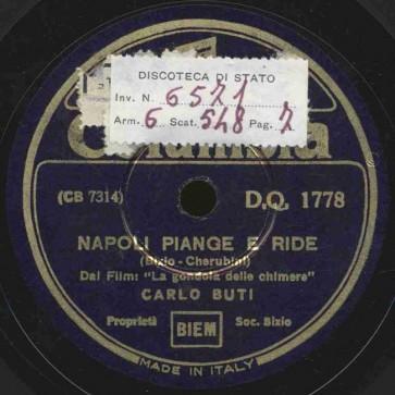 Napoli piange e ride
