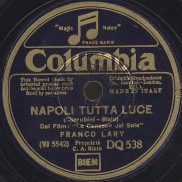 Napoli tutta luce