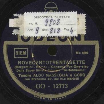 Novecentotrentasette