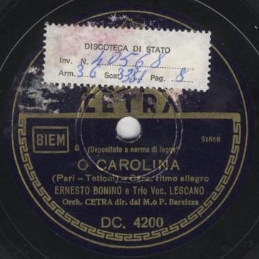 O Carolina