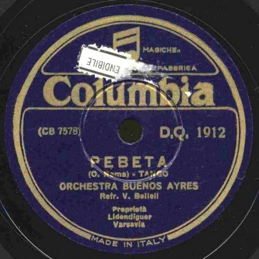 Pebeta cover
