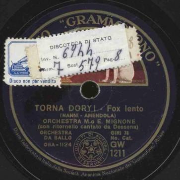 Torna Dory