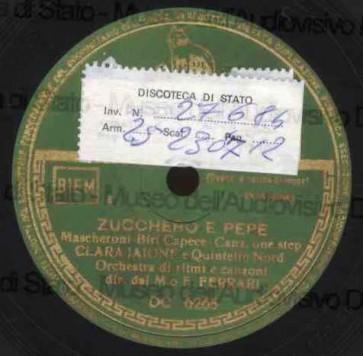 Zucchero E Pepe cover
