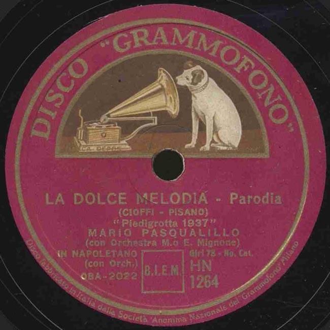 promo code deee6 505ac La dolce melodia