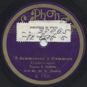 'A dummeneca 'e ll'amore