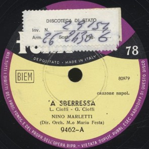 'A sberressa