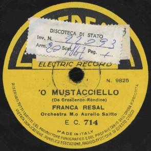 'O mustacciello