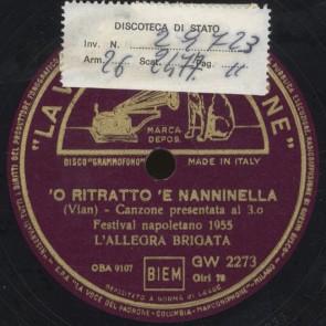 'O ritratto 'e Manniella