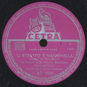 'O ritratto 'e Nanninella