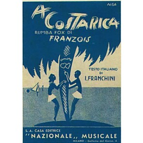 A Costarica cover