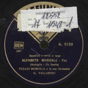 Alfabeto musicale