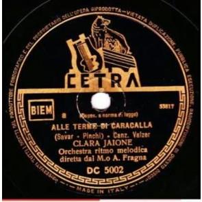 Alle Terme Di Caracalla cover