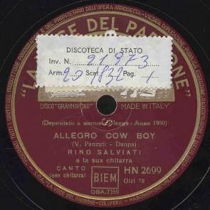 Allegro cow boy