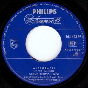Altagracia cover