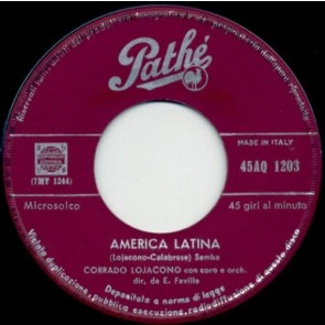 America Latina cover