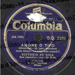 Amore E Tifo (Elisabetta) cover