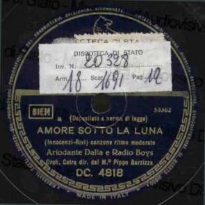 Amore Sotto La Luna cover