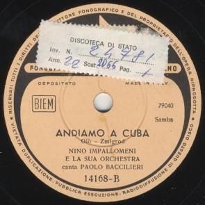 Andiamo a Cuba
