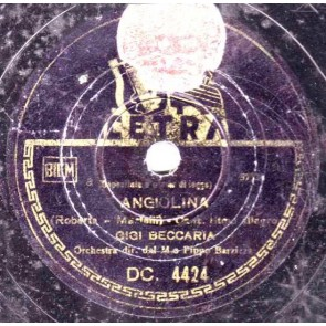 Angiolina (Angelina) cover