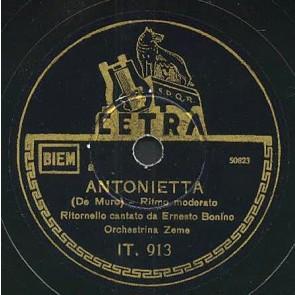 Antonietta cover