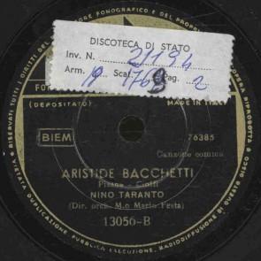 Aristide Bacchetti