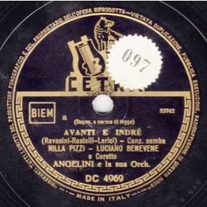 Avanti E Indre' cover