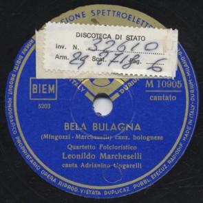 Bela Bulagna