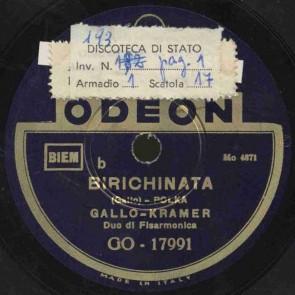 Biricchinata