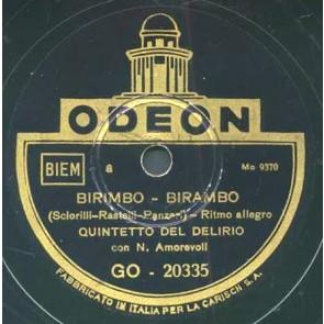 Birimbo Birambo cover