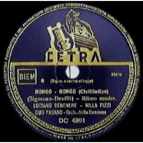 Bongo Bongo Bongo (Civilization) cover