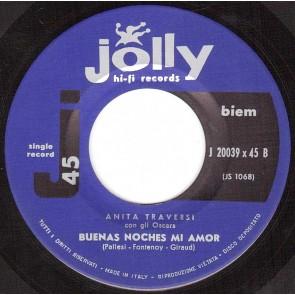 Buenas Noches Mi Amor cover