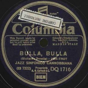 Bulla, bulla