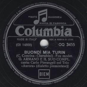 Buondi' mia Turin