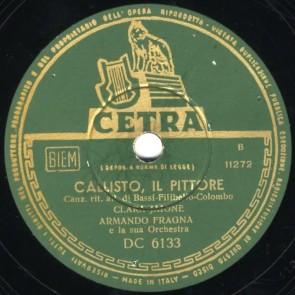Callisto Il Pittore cover