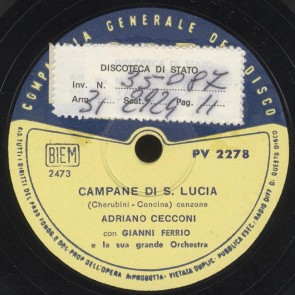 Campane di S. Lucia