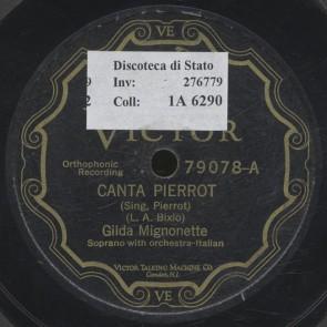 Canta Pierrot